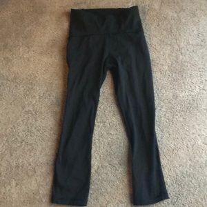 Lululemon running leggings size 4